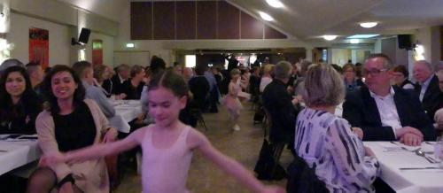 Balletgroep Chantalle Meeuwis